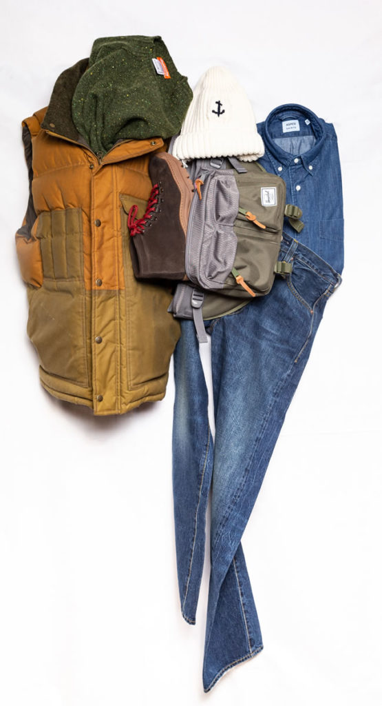 Outfit 17 - Guichardaz Courmayeur